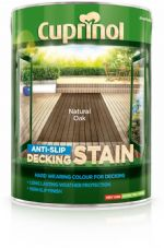 Cuprinol Anti Slip Decking Stain 5L - Country Cedar